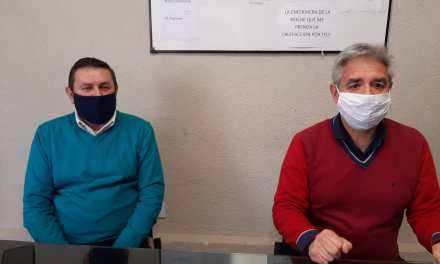 Cabrera: Segundo test rápido reactivo al contacto viral