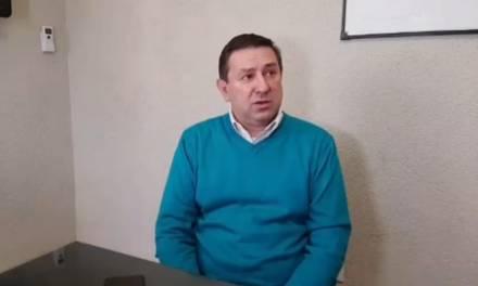 Dr. Giorcelli confirmó el resultado de su hisopado positivo