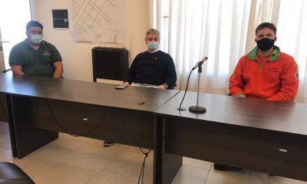 Apertura de restoranes y situación epimediologica en General Cabrera