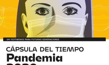 «Cápsula del tiempo» – Pandemia 2020