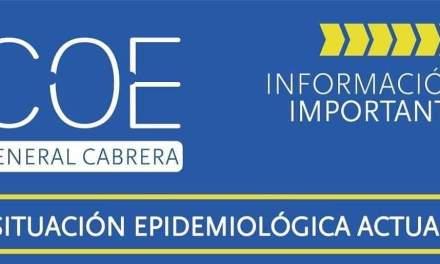 Situación epidemiológica [3 de octubre]