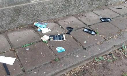 Nuevamente daños y hechos de vandalismo en la escuela Fray. Pío Bentivoglio