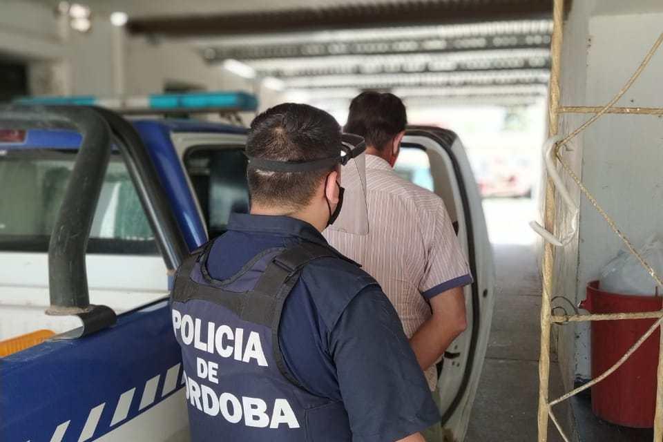 Las Perdices: Detienen un masculino de Cabrera por violencia familiar