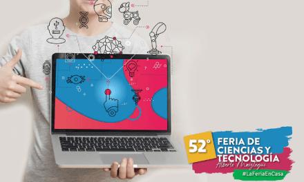 Apertura de la 52° Feria de Ciencia y Tecnología