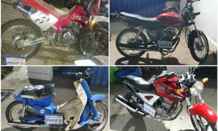 Secuestro de motocicletas