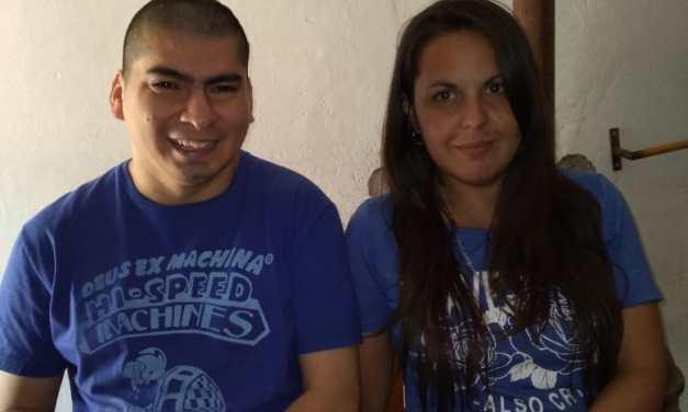 Amor en pandemia – Ayelen viajo a nuestra ciudad para encontrarse con Pablito Veron
