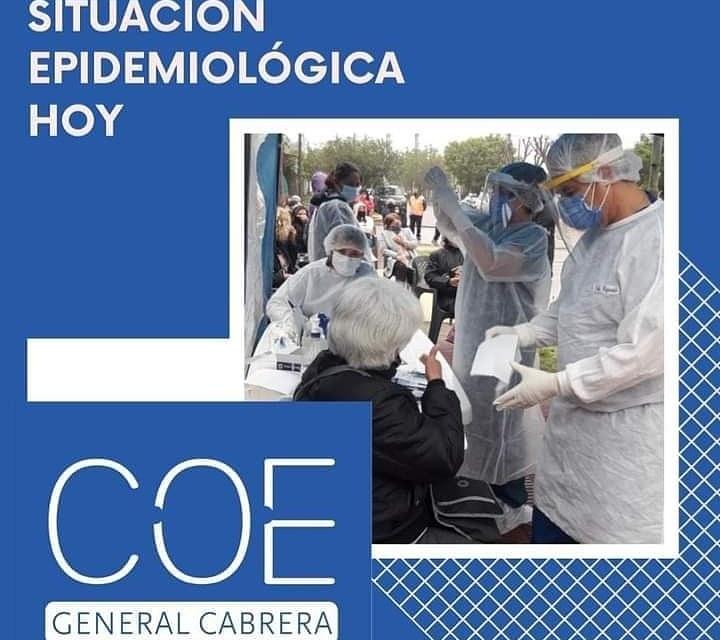 Situación epidemiológica Domingo 13 de Diciembre