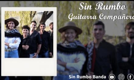 «Guitarra Compañera» – El nuevo tema que lanzó Sin Rumbo