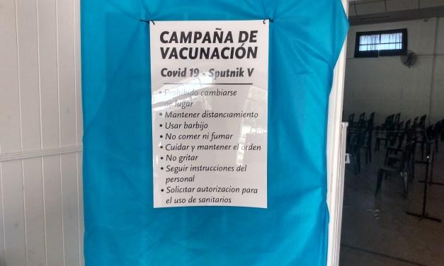 Se reprograma el simulacro de vacunación