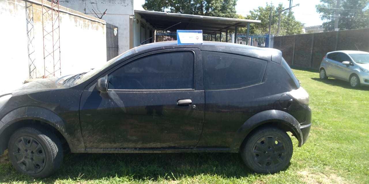 Gral. Deheza – Secuestro de vehículo denunciado