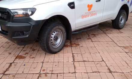 El Municipio presentó una nueva camioneta