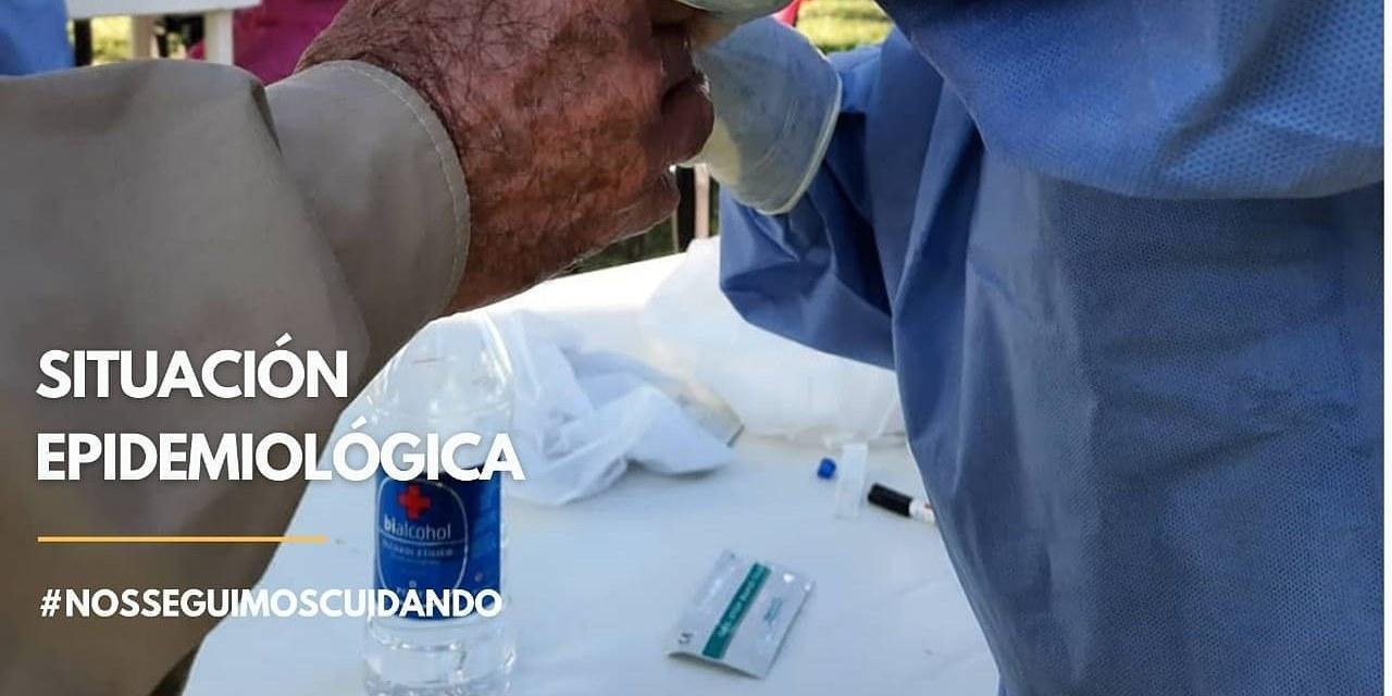 Cabrera: Situación epidemiológica 31 de marzo
