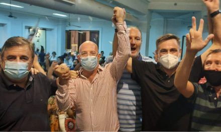 Internas UCR: De Loredo reconoció la derrota