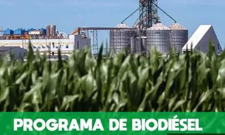 Cotagro firmo adhesión al «Programa de Biodiesel»