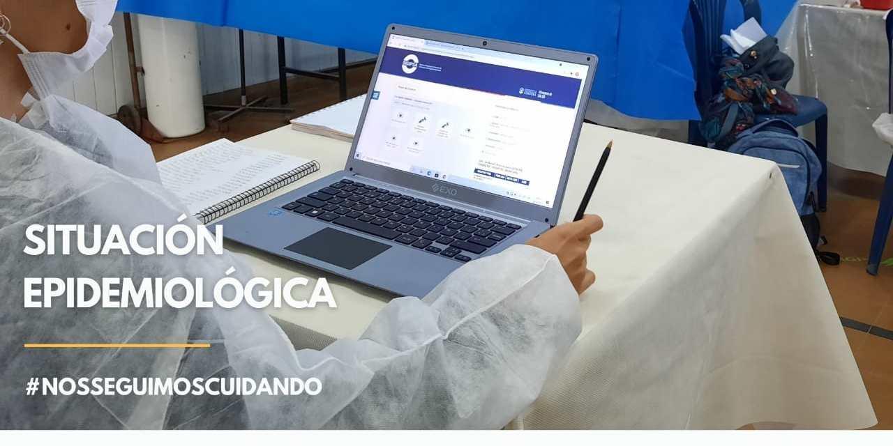 Cabrera: Situación epidemiológica 8 de abril