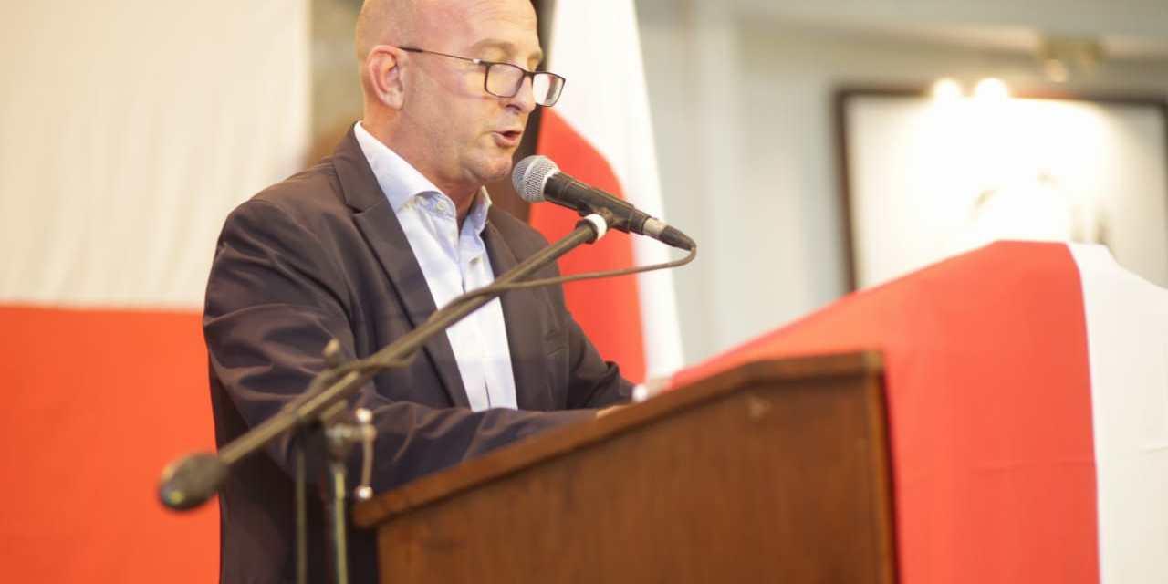 Marcos Carasso asumió como Presidente de la UCR