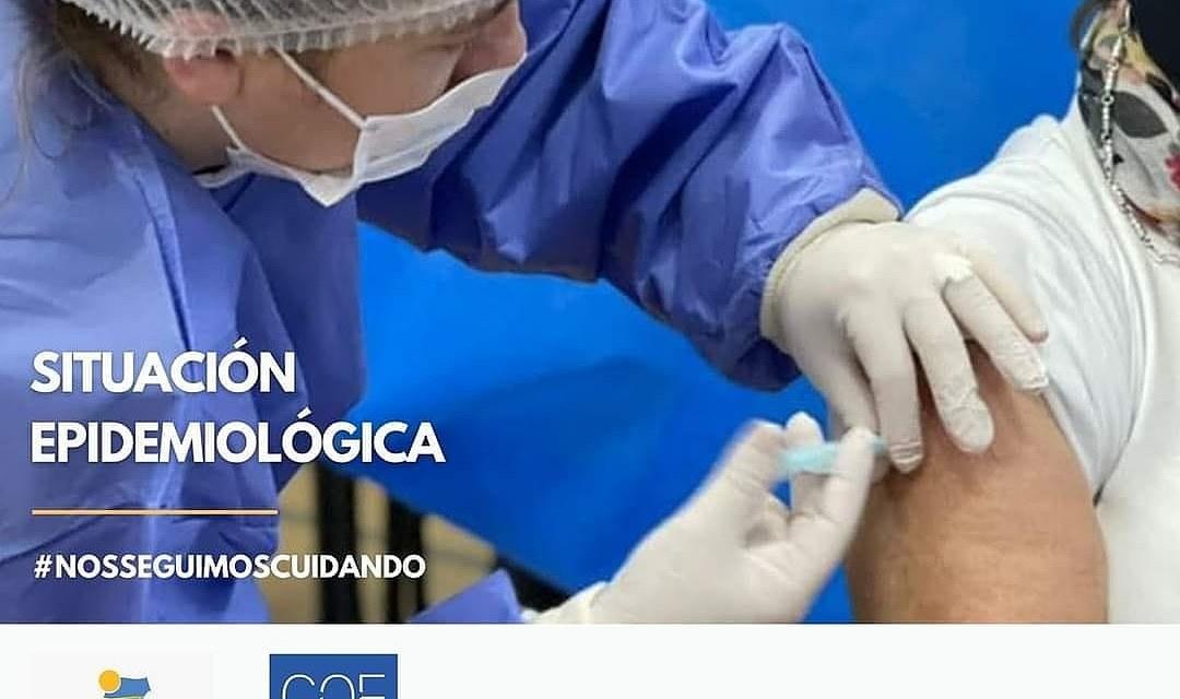 Covid 19: 6 hospitalizados, 8 nuevos casos en Cabrera