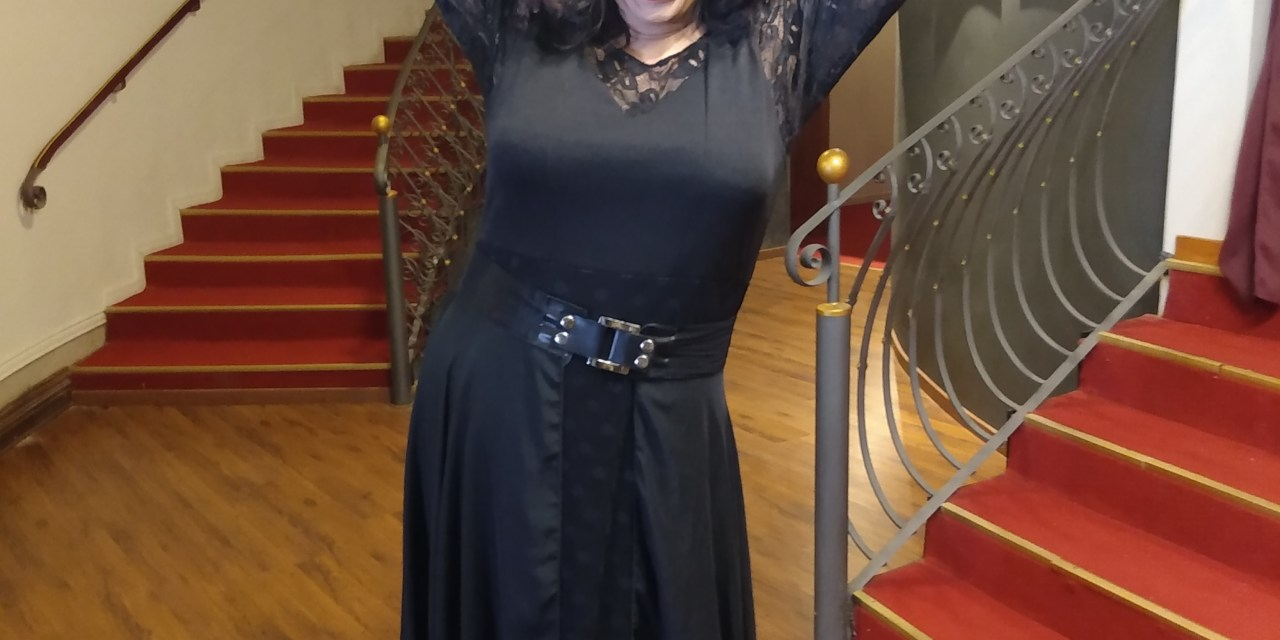 Carlota invitó a disfrutar de su show el sábado en el TMSI