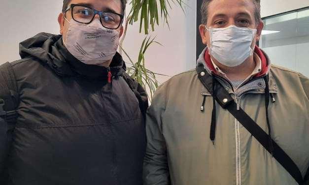 ASESORES DEL EVENTO DE SABORES DEL MANI SE REUNIERON PARA DEFINIR EL EVENTO