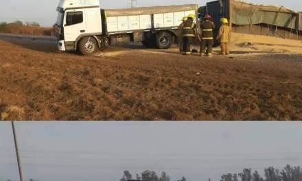 ACCIDENTE- RUTA 158 ENTRE CARNERILLO Y CHUCUL