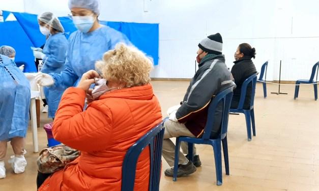 Operativo rastrear: 83 hisopados realizados, 10 positivos