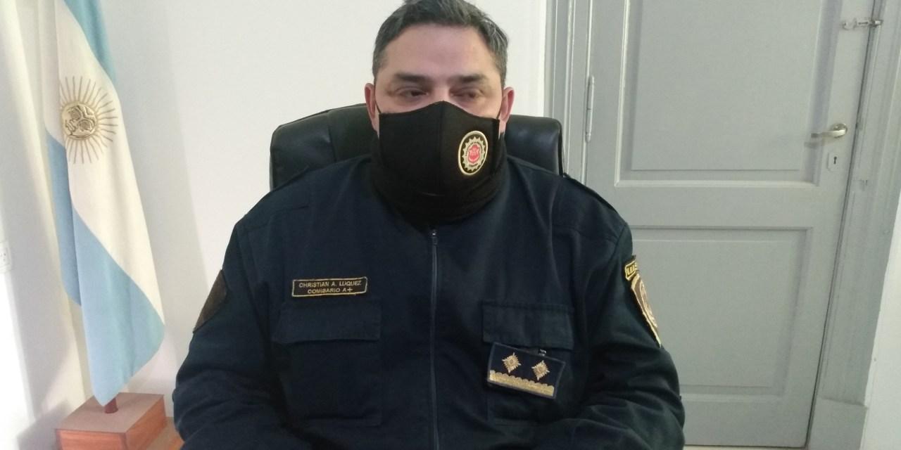 Cabrera – Informe policial del fin de semana