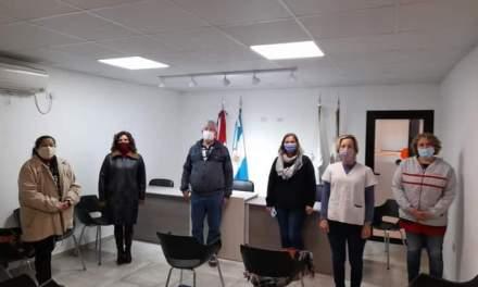 PAICOR – Reunión con directivos para coordinar su inicio de manera presencial