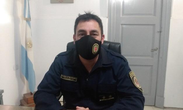 General Cabrera – Informe policial del fin de semana