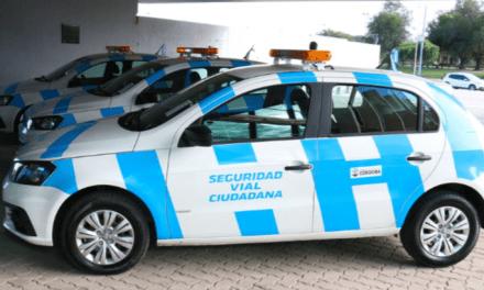 Nuevo vehículo de «Seguridad Ciudadana»