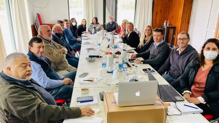 Claudio Urquiza es el nuevo Presidente de la Fundación Maní Argentino