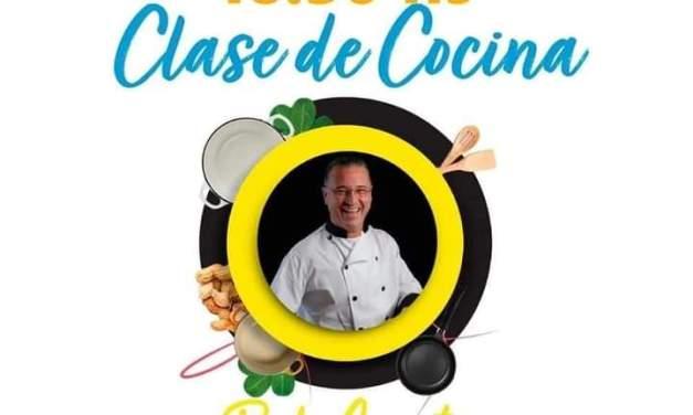 Ruli Amati será el Chef invitado en este Sabores del Maní