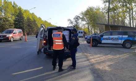 DEHEZA: Persona detenida con pedido de paradero