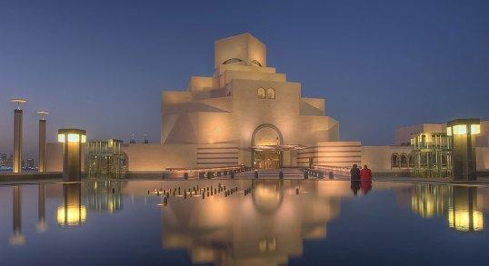 Museum of Islamic Arts - FISHER MARANTZ STONE