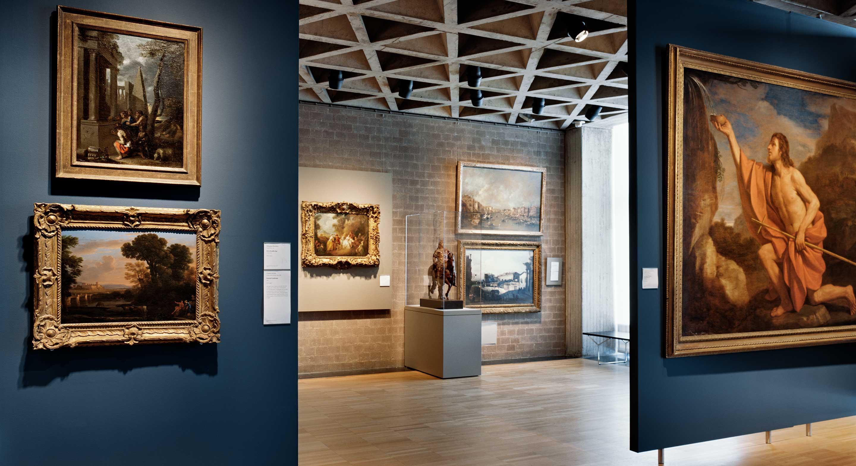 Yale University Art Gallery  FISHER MARANTZ STONE