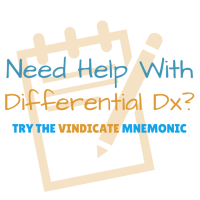 Quick Tips: Assessment and the VINDICATE mnemonic