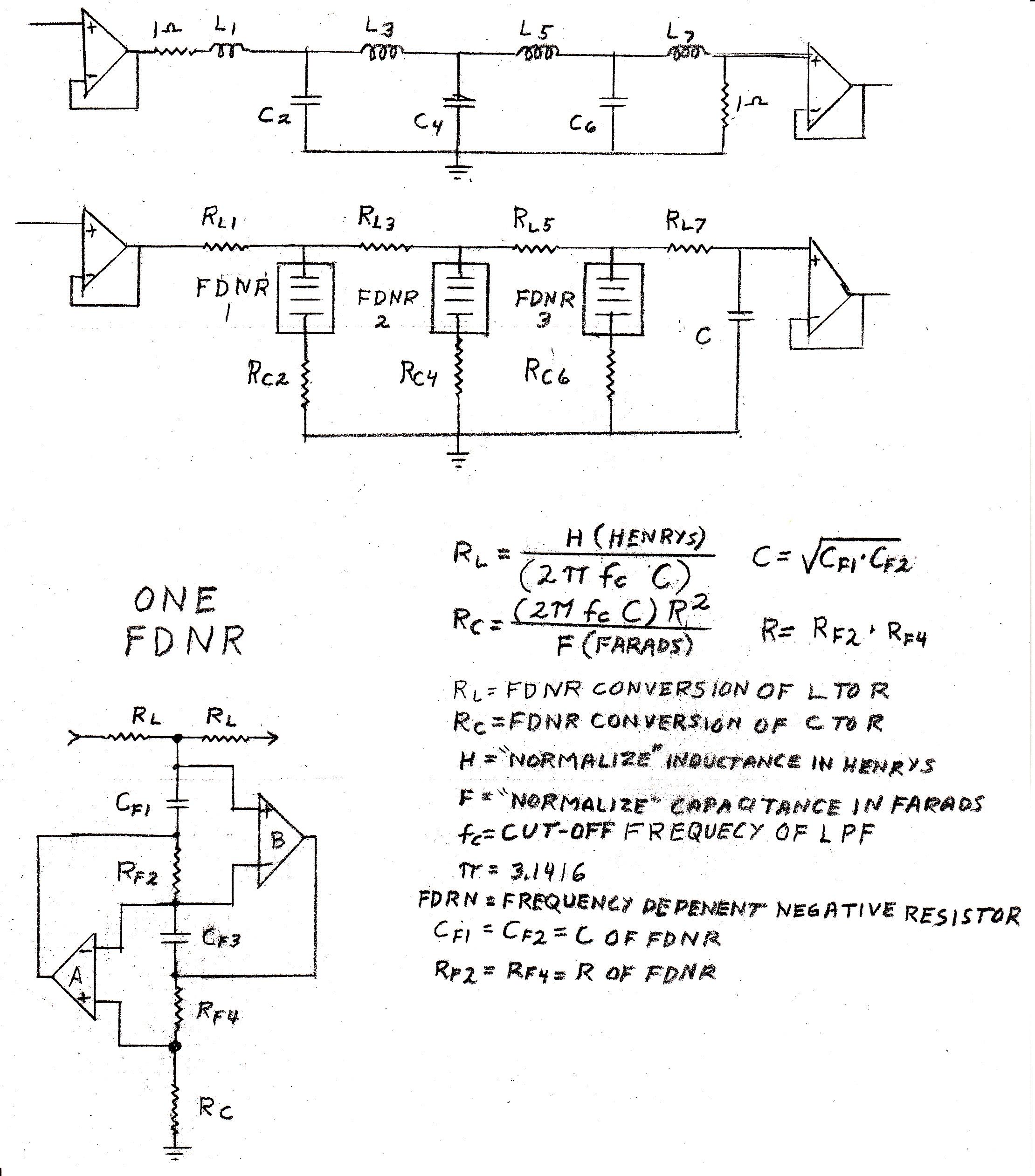 twisted pair wiring diagram 2000 gmc sierra 1500 trailer fdnr filter design formulas fm systems