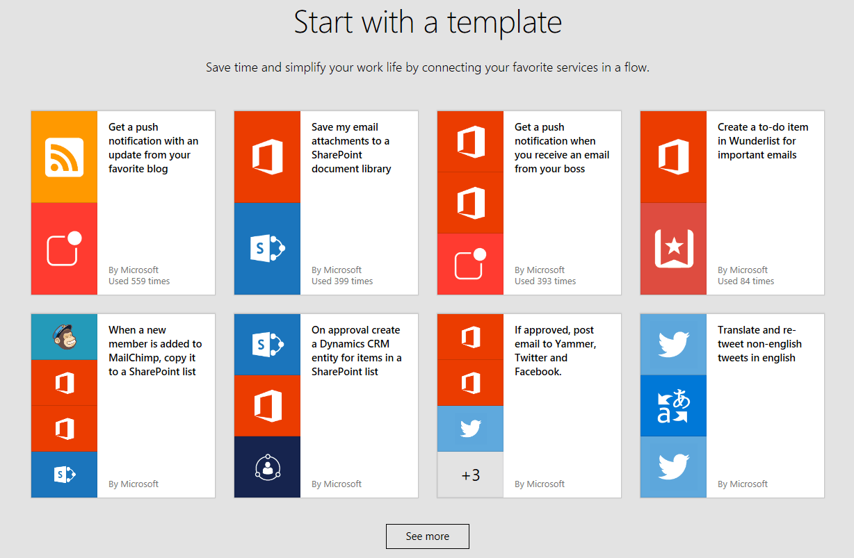 when microsoft sharepoint and microsoft flow join forces