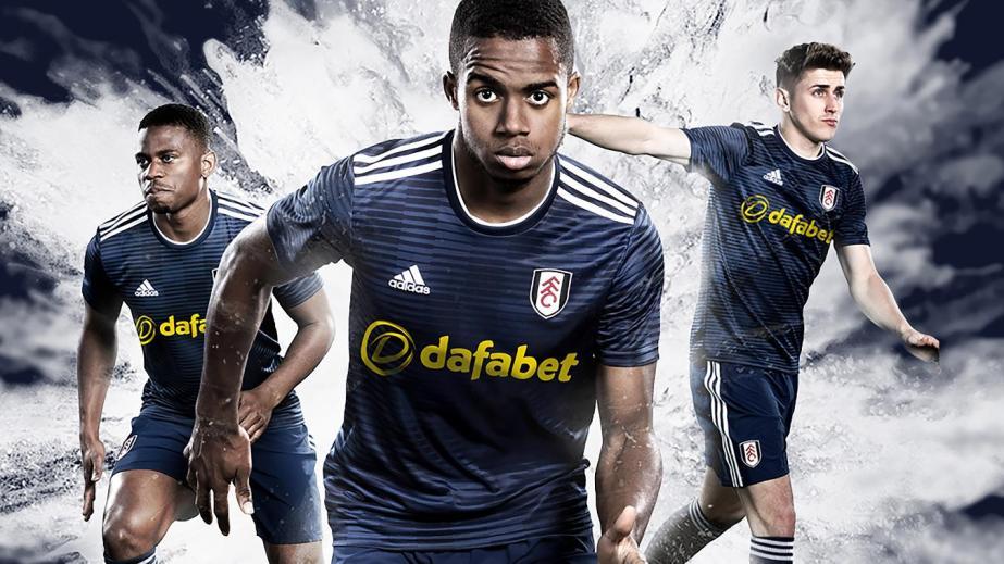 Fulham kit