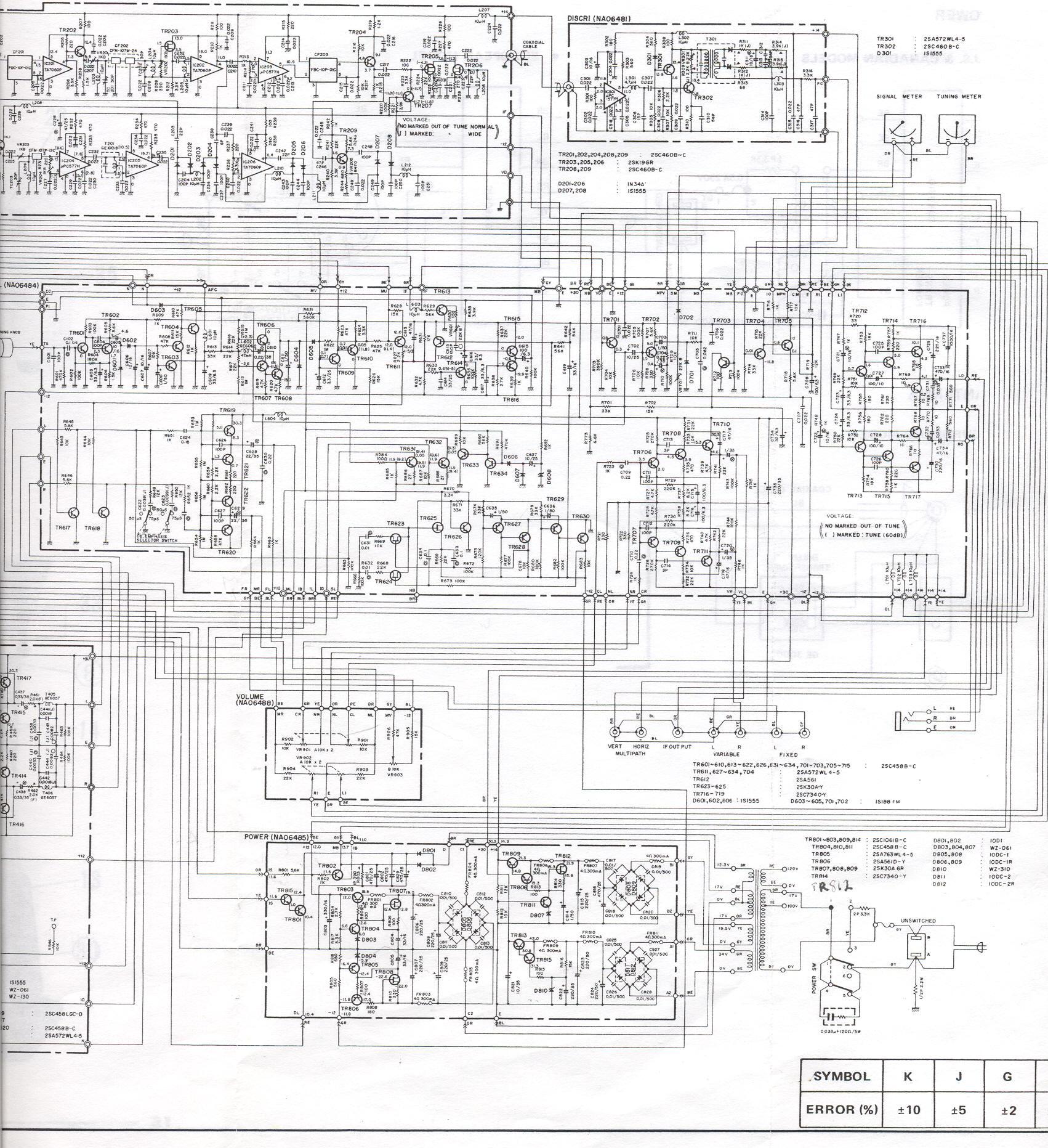 hight resolution of  ct 7000sch2 pioneer super tuner 3 wiring diagram efcaviation com pioneer super tuner 3d wiring schematic