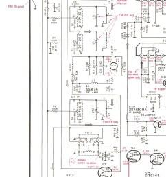 technics st g90 photo front end schematic  [ 657 x 1254 Pixel ]
