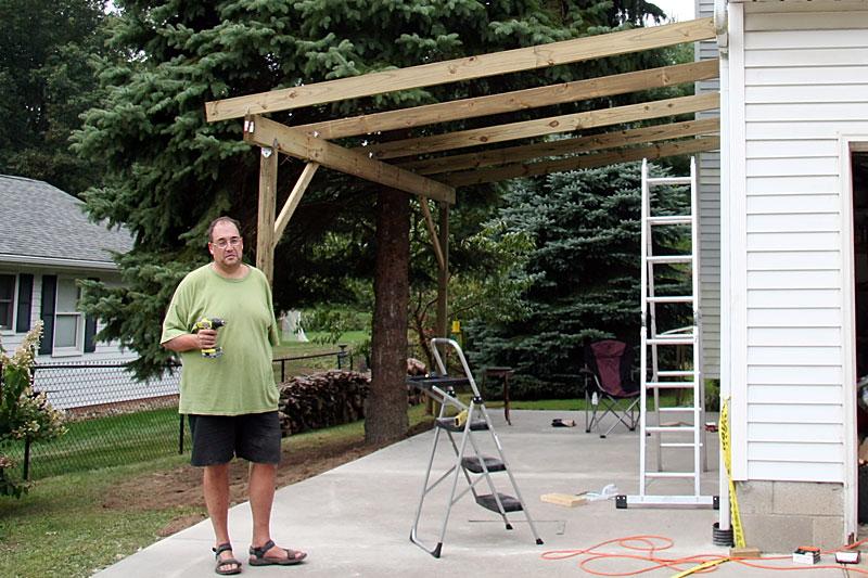 Fmueller Com How To Built A Carport