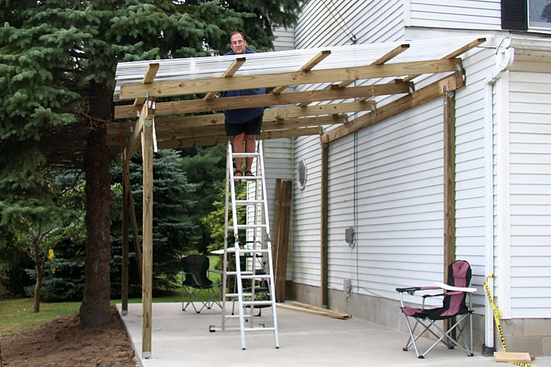 Fmueller Com How To Built A Carport