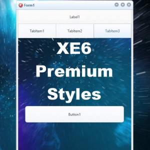 Delphi XE6 Firemonkey Premium Style
