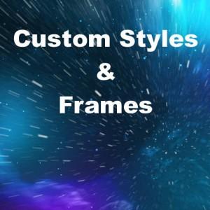 Delphi XE5 XE6 Firemonkey Custom Style Frames
