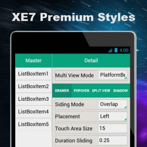 Delphi XE7 Firemonkey Free Premium Style Pack