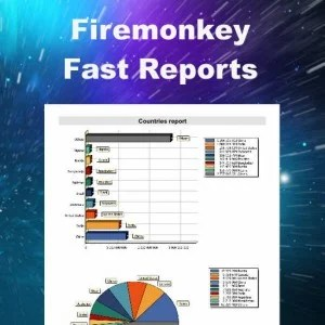 Delphi XE7 Firemonkey Fast Reports Windows Mac OSX