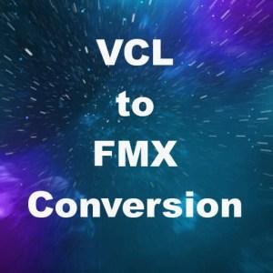 Delphi XE7 Firemonkey Mida VCL To Firemonkey Framework Conversion Tool