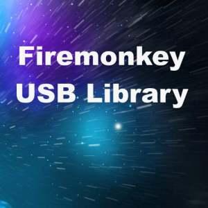 Delphi XE7 Firemonkey USB Library Windows Mac OSX