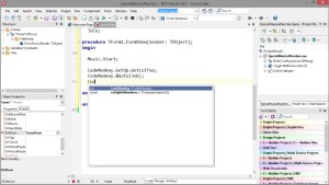 Code Monkey Song Set To Delphi XE7 Firemonkey App On Android, IOS, Windows, And OSX