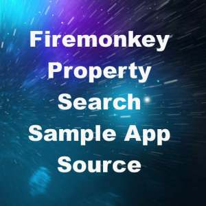 Delphi XE7 Firemonkey Nestoria API Property Search Sample App Source Code